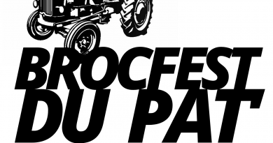 Logo Broc'Fest du Pat 2021